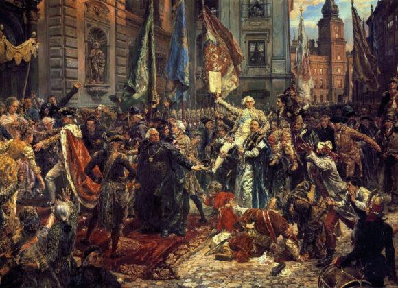 Obchody Dnia Flagi RP oraz 230. rocznicy uchwalenia Konstytucji 3 maja