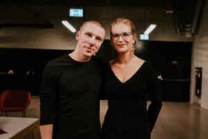 Joanna Asia Czajkowska iBartek Staszkiewicz | Dni Torunia 2021