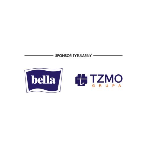 logo sponsora tytularnego Bella iGrupa TZMO