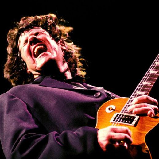 zdjęcie gitarzysty - Gary Moore